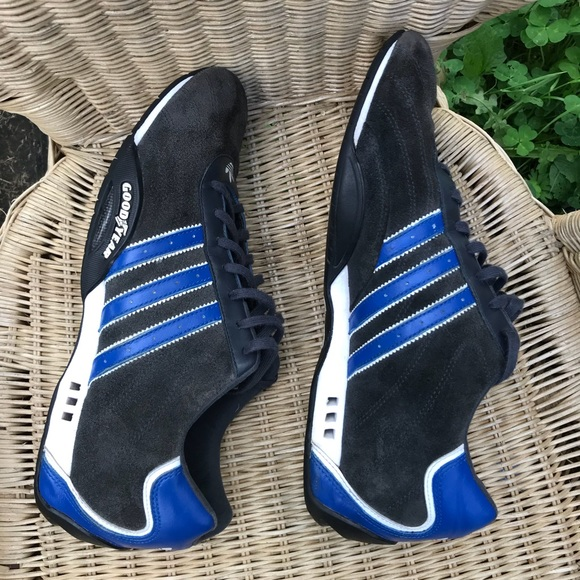 czech adidas goodyear shoes blue 6c2aa 8793b